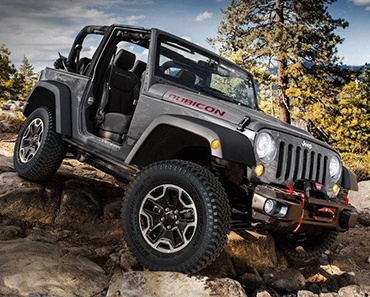 jeep sweepstakes