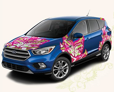 Enter The Warriors In Pink 2017 Ford Escape Giveaway Dealma Sweepstakes Freebies And Other Interesting Stuff