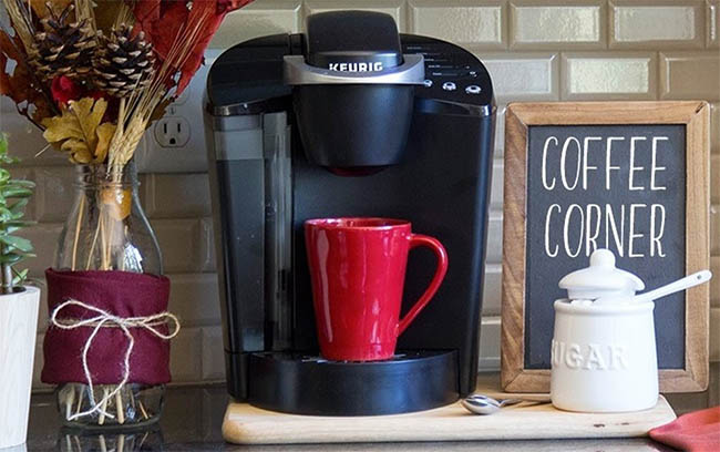 Enter The Keurig Single Brew Coffee Maker Giveaway