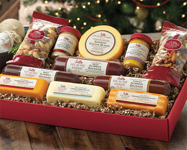 hickory farms giveaway