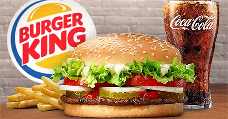 Get FREE Samples From Burger King - dealmaxx - sweepstakes