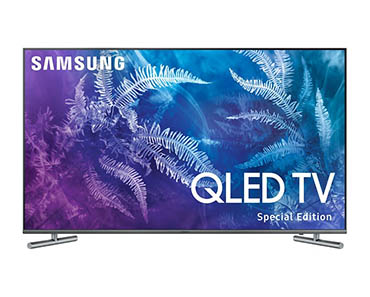 Enter To Win A Samsung 55-Inch 4K Ultra HD Smart QLED TV