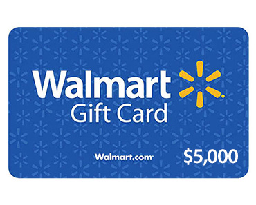 instant walmart shopping spree card giveaway