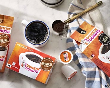 dunkin donuts samples