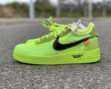 nike air force 1 volt