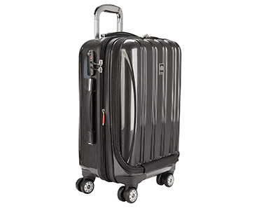 DELSEY Paris Luggage Helium Aero International Carry On