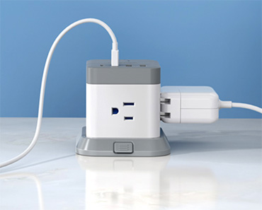 3 outlet powerstrip