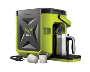 COFFEEBOXX High Vis Green