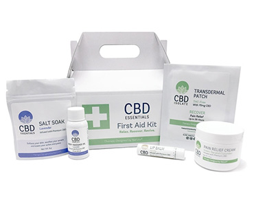 CBD Standard First Aid Kit