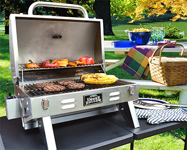 Smoke Hollow Portable TableTop Grill