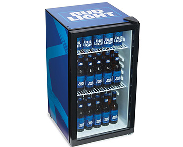 bud light yeti fridge