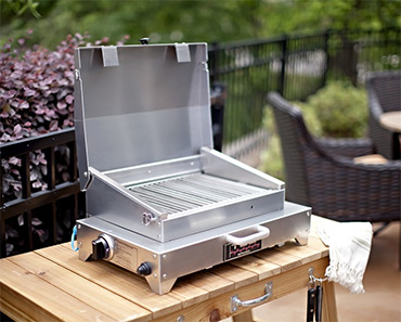 TEC Cherokee FR 23-Inch Portable Infrared Propane Gas Grill