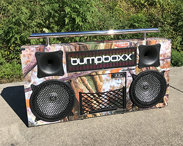 Win the New Bumpboxx Ultra