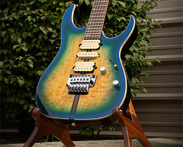RG Premium RG6PFGMLTD Electric Guitar