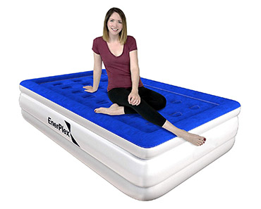 EnerPlex High Speed Twin Air Mattress