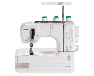 Janome Coverpro 900cpx $499 RRP Coverstitch Machine