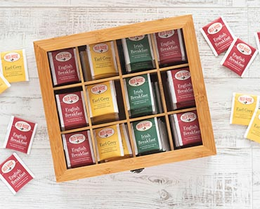 tea box giveaway
