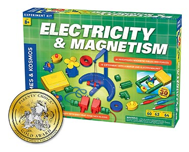 Thames & Kosmos Electricity & Magnetism Science Kit