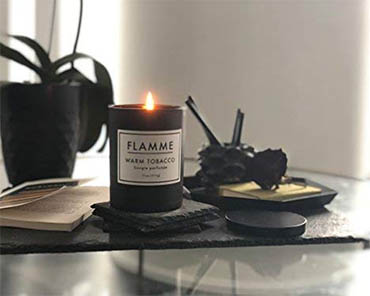 Flamme's 12 Days of Christmas Candle Giveaway