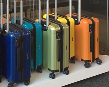3 RIMOWA ULTRA LIGHTWEIGHT CHECK-IN LUGGAGES