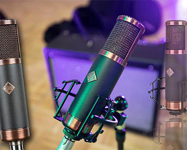 TF39 Copperhead Deluxe Microphone