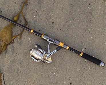 Telescopic Fishing Rod, Case & Reel Giveaway
