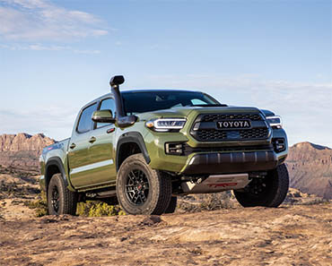 2020 Toyota Tacoma TRD PRO Double Cab truck