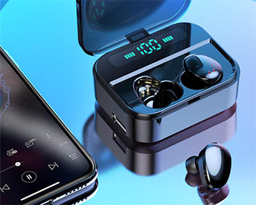 TWS Bluetooth 5.0 Earbuds