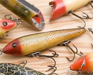 Bassmaster Retro Fishing Lures
