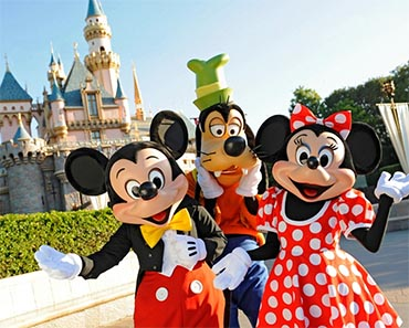 Disneyland Vacation
