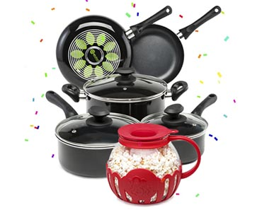 Ecolution Artistry Non-Stick Cookware Set