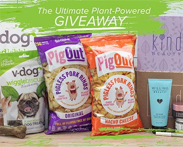 Ultimate Plant-Powered Giveaway