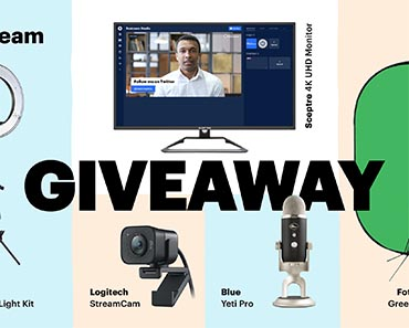 Ultimate Restream Studio Giveaway