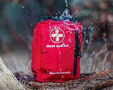 surviveware first aid kit