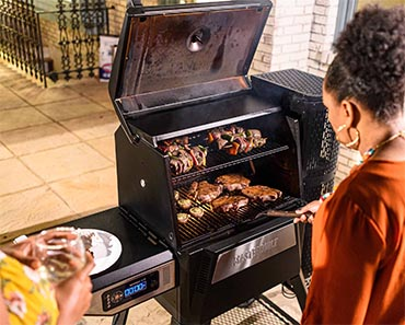 Masterbuilt Digital Charcoal Grill
