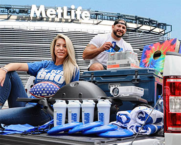Ultimate Tailgate Sweepstakes