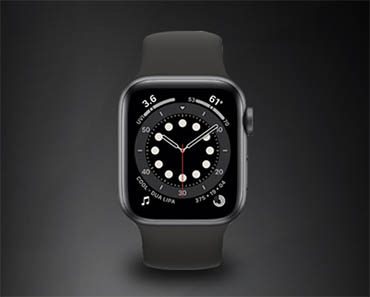 Apple Watch Series 6 Giveaway