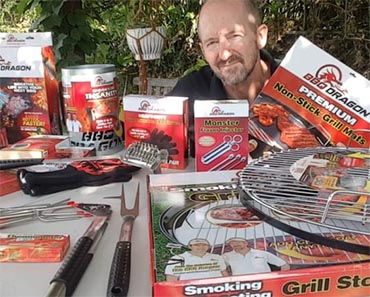 BBQ Grilling Package