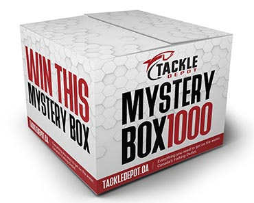Tackle Depot Mystery Box