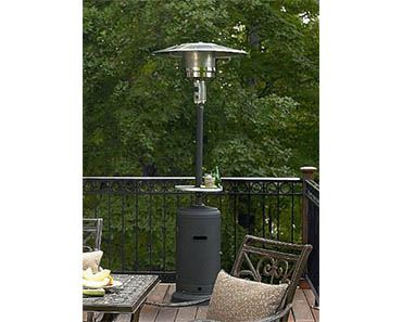 At 87 Tall With A Hammered Silver Finish This Gorgeous Patio Heater Makes Perfect Compliment To Any Setting Its 41 000 Btu Output Will Keep