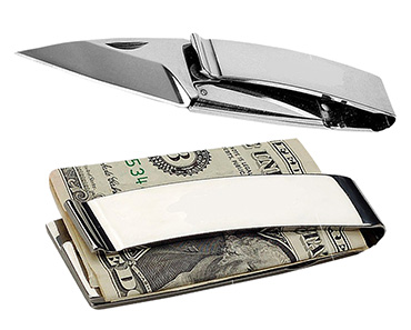 Money Clip Knife