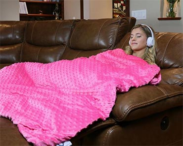 huggaroo weighted blanket