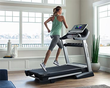 win a ProForm Treadmill