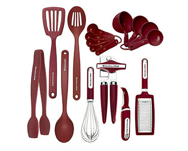 kitchenaid gadget set