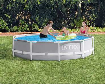Intex 10ft X 30in Prism Frame Pool Set