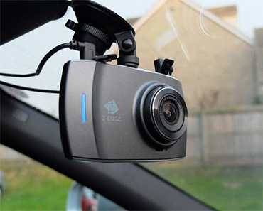 Z-Edge Summer 2018 Dashcam Giveaway