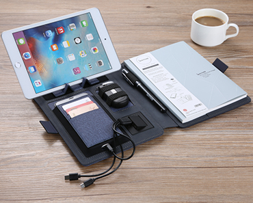 A5 Wireless Charging Bookfolio