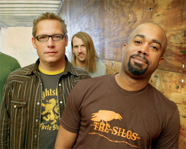 Hootie & the Blowfish at Madison Square Garden