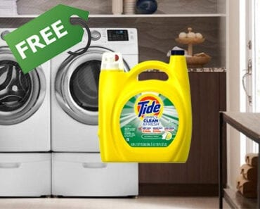 Get Free Tide Simply Clean & Fresh Laundry Detergent Liquid