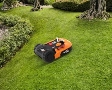 Landroid Robot Lawnmower